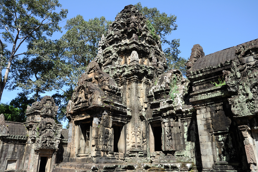 Thommanon temple Prasat