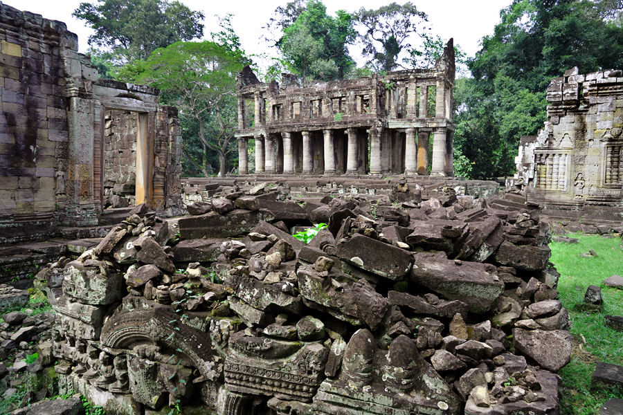 Preah Khan third enclosure